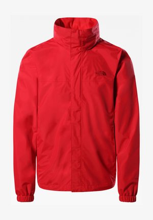 M RESOLVE 2 JACKET - Outdoorjacka - mottled red