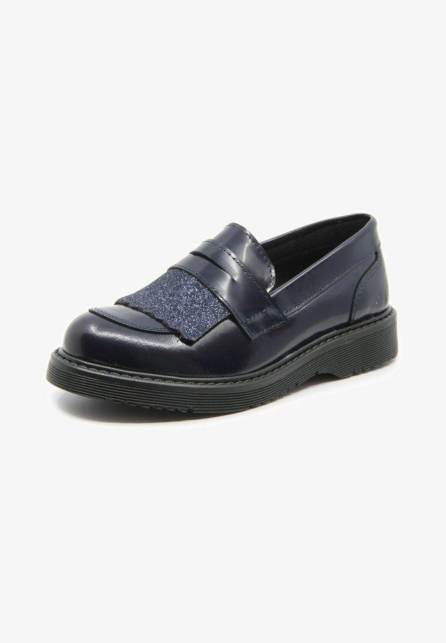 Scarpe senza lacci - azul