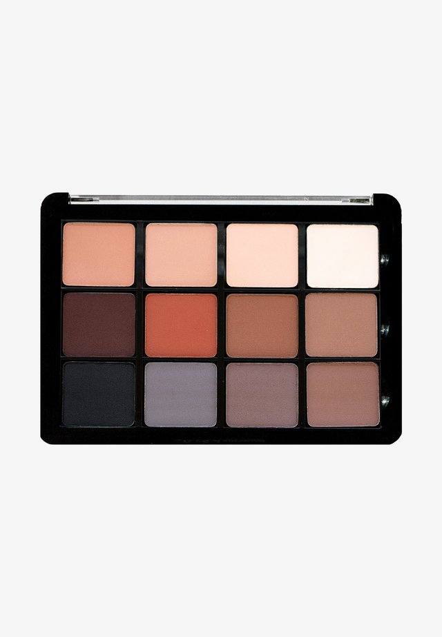 01 NEUTRAL MATTES EYESHADOW PALETTE - Eye shadow - -