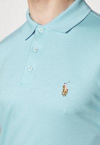 Polo Ralph Lauren - SLIM FIT SOFT - Polotričko - french turquoise - 5
