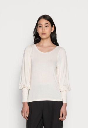 KALLY - Long sleeved top - whitecap gray
