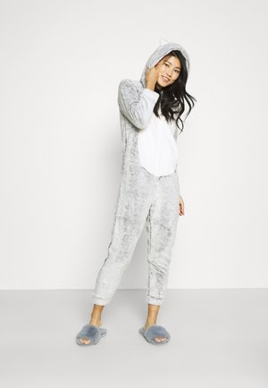 MAGIE COMBINAISON DOUDOU - Pyjamas - gris