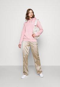 Nike Sportswear - HOODIE - Sweatshirt - pink glaze/white - 1