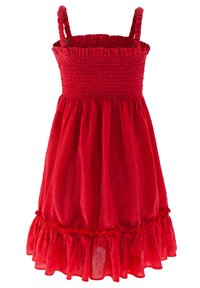 Evika Kids - Day dress - red - 1