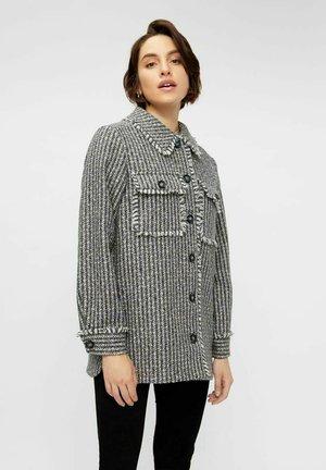 Summer jacket - silver gray
