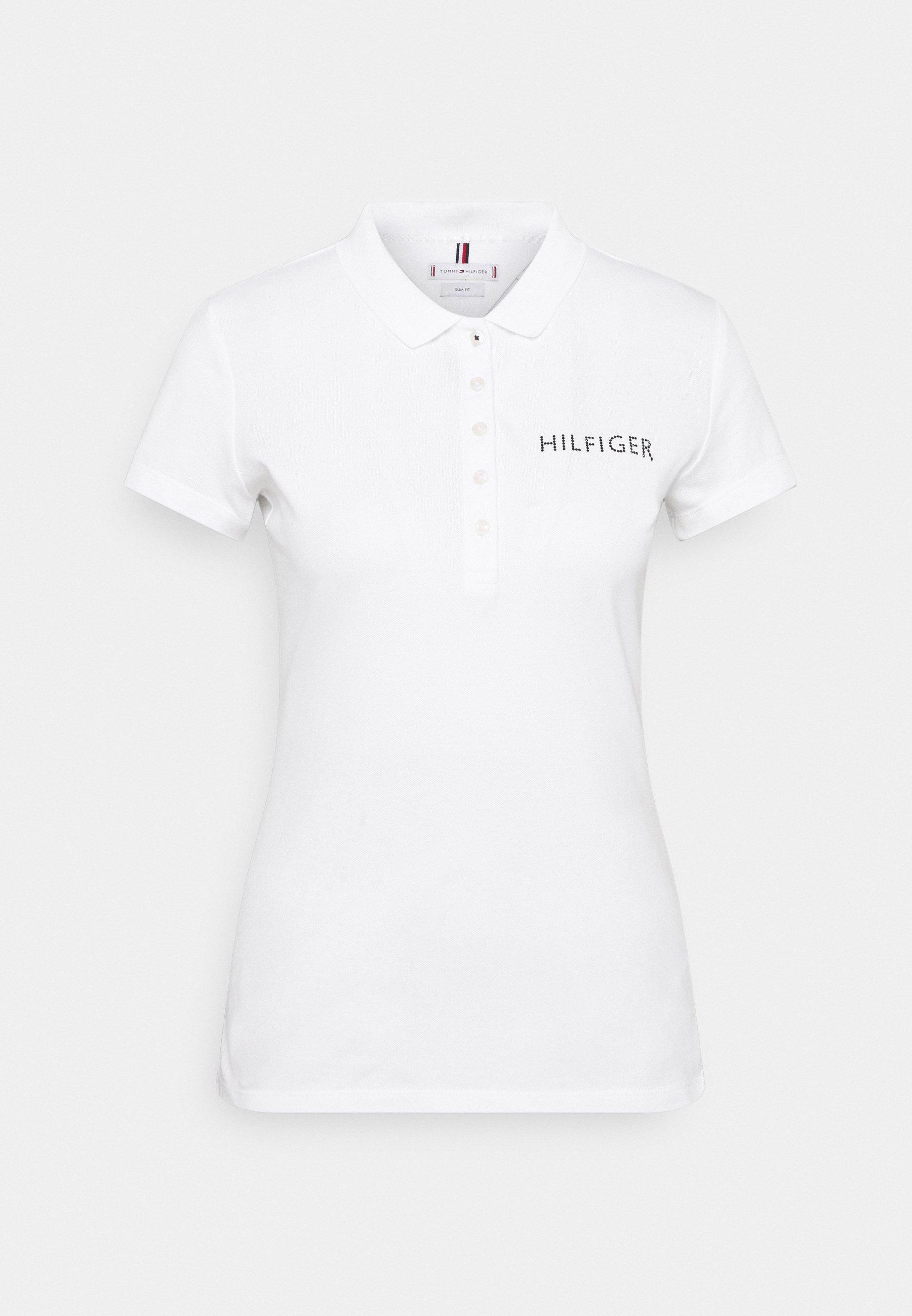 Women SLIM CRYSTAL - Polo shirt