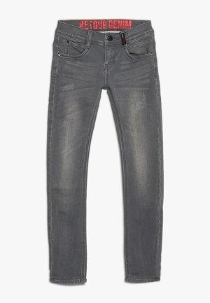LUIGI - Jeans Skinny Fit - medium grey denim