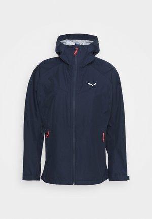 AQUA - Hardshell jacket - navy blazer