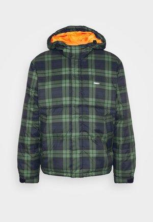 FELLOWSHIP PUFFER JACKET - Winter jacket - navy multi