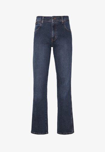 TEXAS - Jeans straight leg - blue denim
