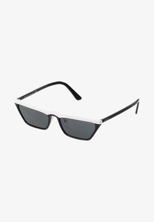 Solglasögon - white/black