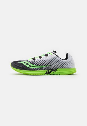 TYPE A9 - Competition running shoes - white/slime