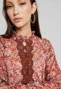 YAS - YASTURA DRESS - Day dress - port royale - 4
