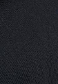 Burton Menswear London - SCOOP 2 PACK - T-shirt basic - white/dark blue - 3