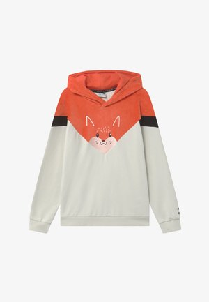 ANIMALS HOODIE - Sweat à capuche - vaporous gray