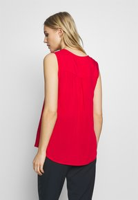 Q/S designed by - Blouse - flame red - 2