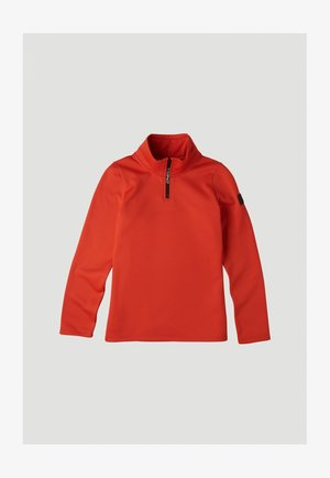 Sweat polaire - red