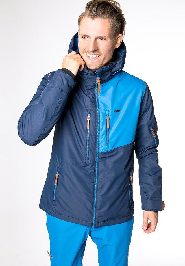 JOHN - Snowboard jacket - cobalt