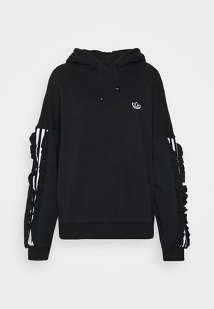 BELLISTA SPORTS INSPIRED HOODED  - Kapuzenpullover - black