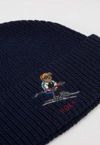 Polo Ralph Lauren - SKI BEAR - Bonnet - navy - 5