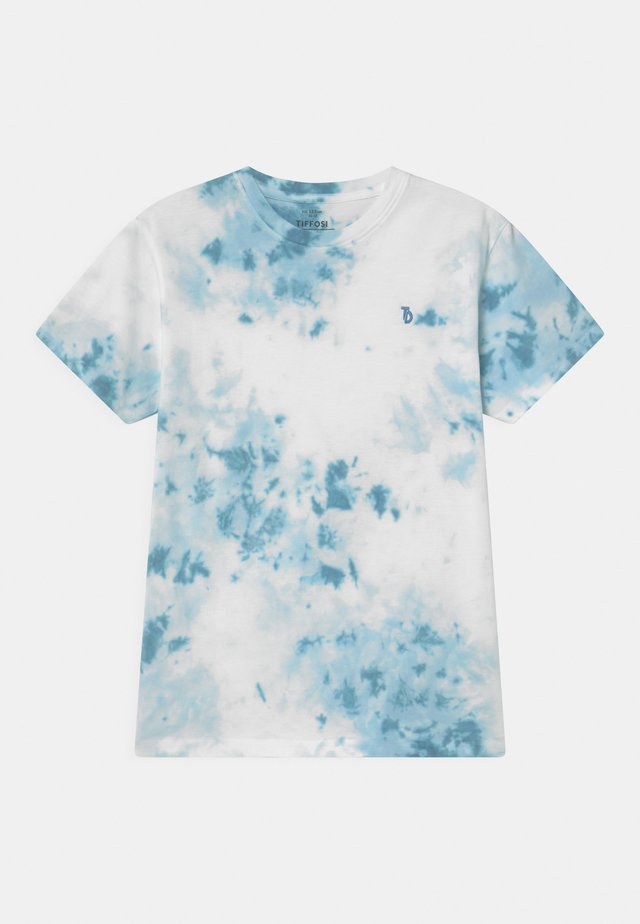 ELI - Print T-shirt - blue