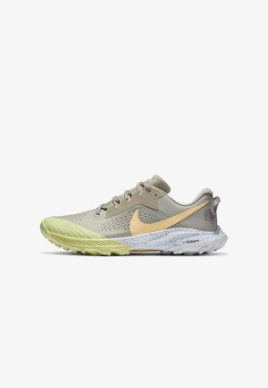 Chaussures de running - stone/enigma stone/limelight/melon tint
