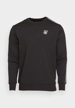 STATUS TAPE SWEATER - Sweatshirt - black