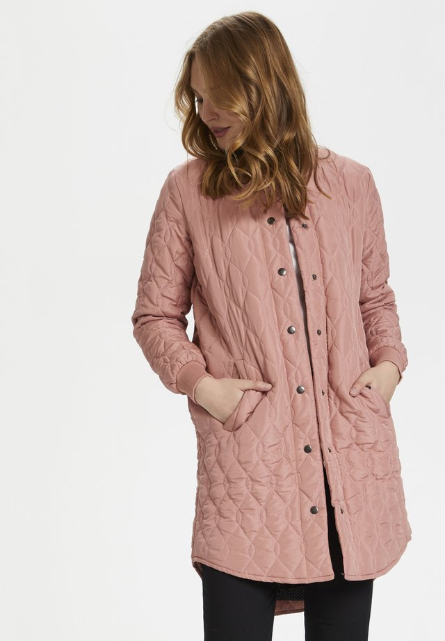 KASHALLY - Winter coat - old rose