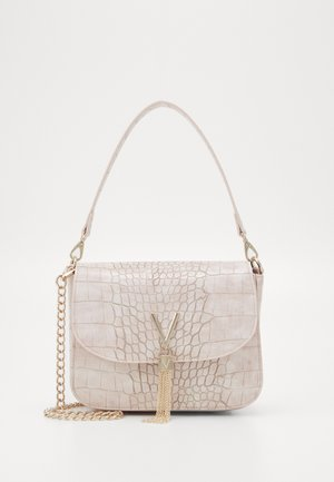 AUDREY - Handbag - cipria