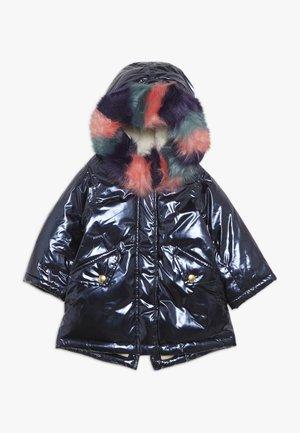 DELORES JACKET  - Zimní kabát - metalic navy