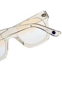 Icon Eyewear - NOVA BLUE LIGHT GLASSES - Glasögon som skyddar mot blått ljus - clear - 2
