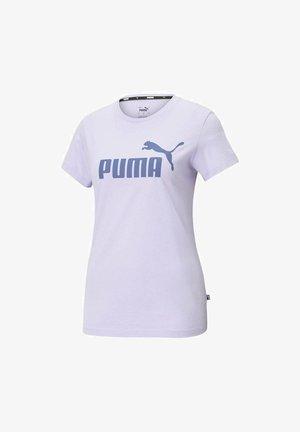 T-Shirt print - lila