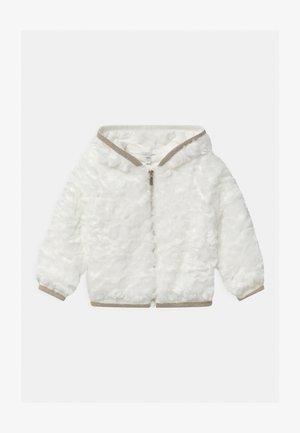 HOODIE - Zimní bunda - snow white