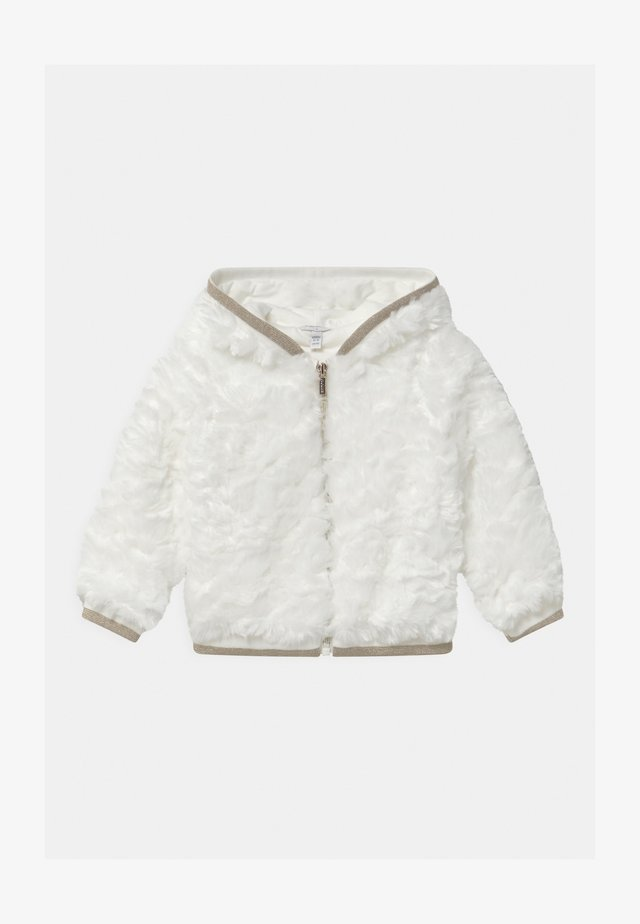 HOODIE - Winter jacket - snow white