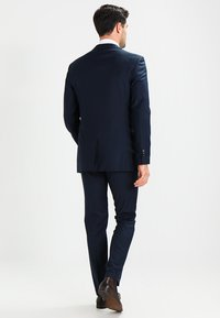 Pier One - Suit - dark blue - 2