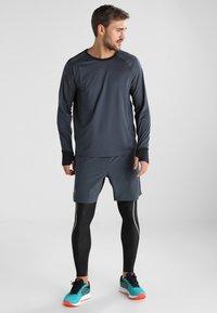 Skins - DNAMIC TEAM LONG - Leggings - black - 1
