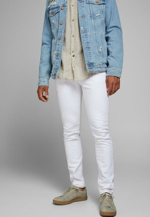 Pantaloni - white denim