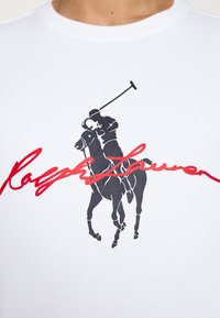 Polo Ralph Lauren - GRAPHIC - Collegepaita - white - 5