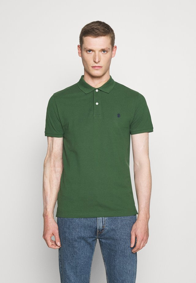 Polo shirt - greener pastures