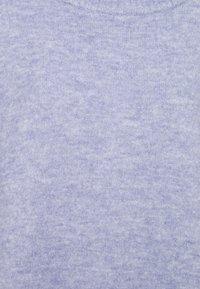 Monki - Jumper dress - blue solid - 6