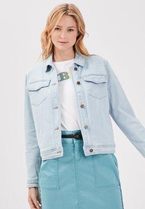 Denim jacket - denim bleach