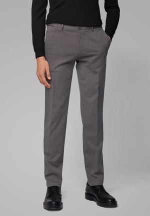 CRIGAN3-W - Chino - dark grey
