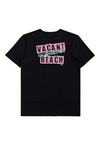 Quiksilver - Print T-shirt - black - 4