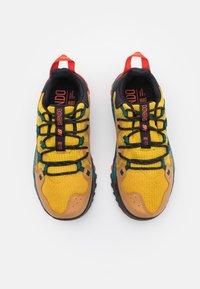 New Balance - SHANDO - Zapatillas de trail running - harvest gold - 3