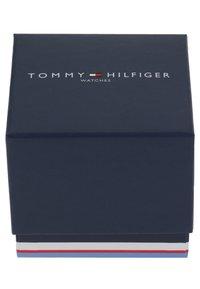 Tommy Hilfiger - TRENT - Watch - silberfarben/braun - 3