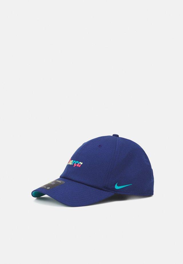 FC BARCELONA DRY UNISEX - Club wear - blue void/oracle aqua