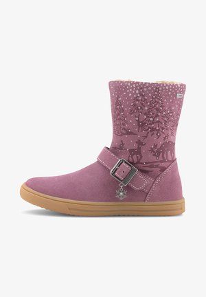 SELINA - Winter boots - rosa