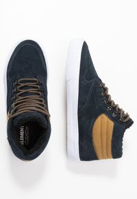 Element - TOPAZ C3 MID - High-top trainers - navy breen - 1