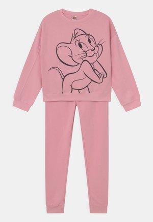 KID PURE SET - Sweatshirt - pink