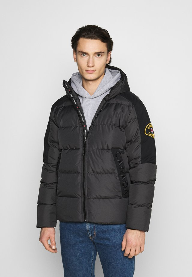 CANADA ALLARTO - Winter jacket - charcoal